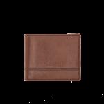 The Bridge Man Wallet Marrone/rutenio Scuro 01521001.1A