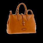 The Bridge Shopper Cognac/oro 04131701