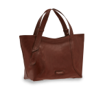 The Bridge Shopper Marrone/oro 0415284N