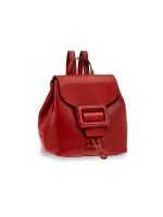 The Bridge Backpack Rosso Ciliegia/oro 0437794N