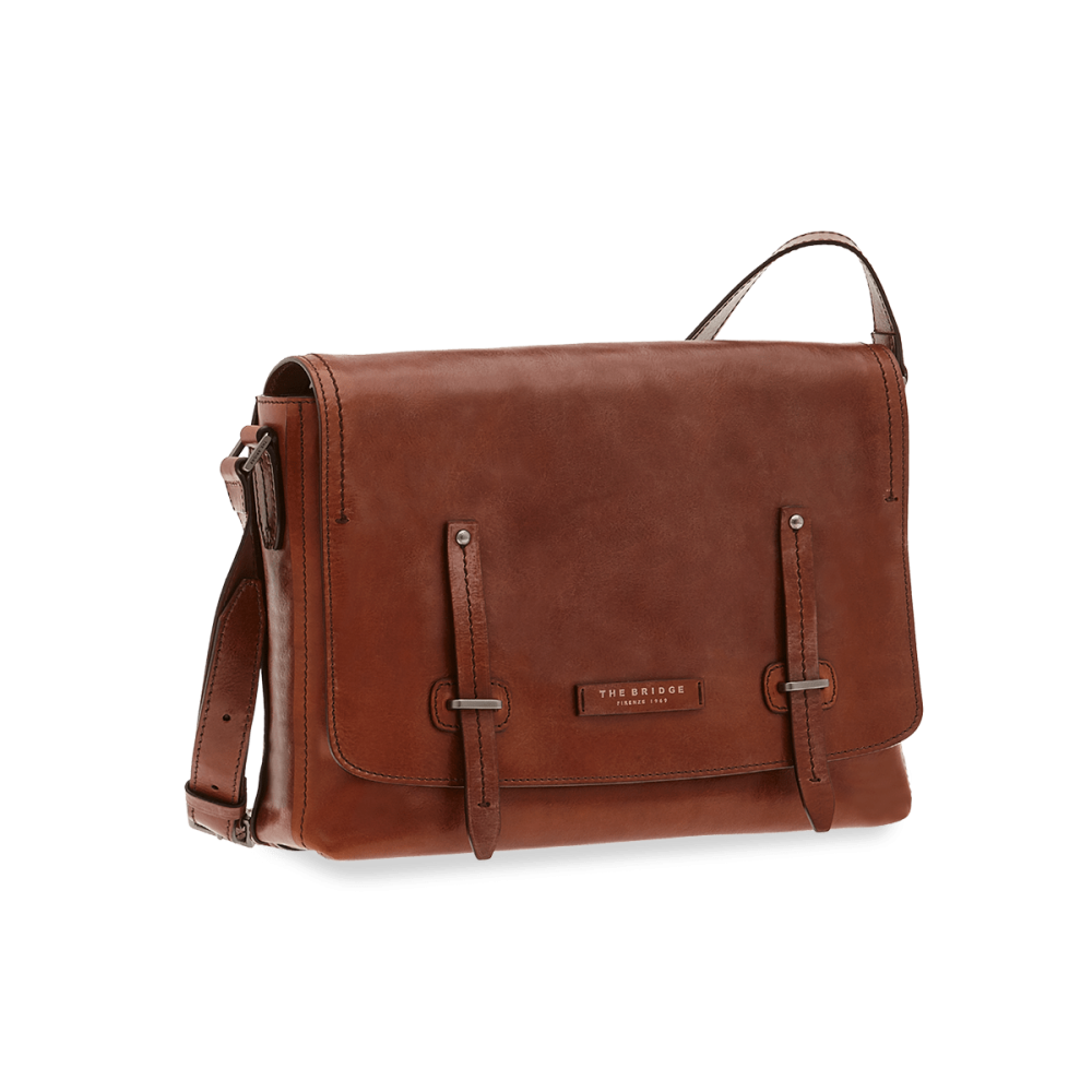 The Bridge Messenger in pelle
