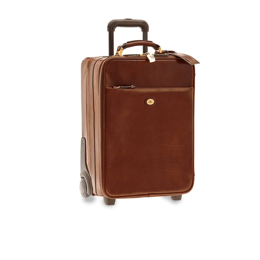 The Bridge Trolley Marrone/oro 07684201