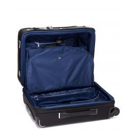 Tumi Bagaglio A Mano Per Voli Di Linea Con Doppio Accesso E 4 Ruote Black 117177-1041 025503961D3