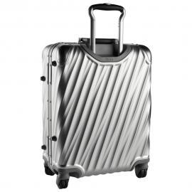 Tumi Bagaglio a mano rigido realizzato in alluminio continentale 036861SLV2