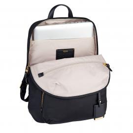 Tumi zaino donna in nylon leggero e resistente porta laptop