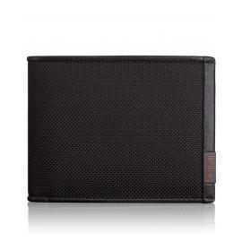 Tumi Tumi Id Lock™ Portafoglio Con Doppio Compartimento Global Black 93732/1041 0119230D-ID