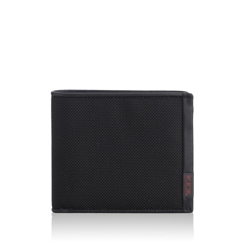Tumi Tumi Id Lock™ Portafoglio Con Patta Staccabile Black 93741/1041 0119235D