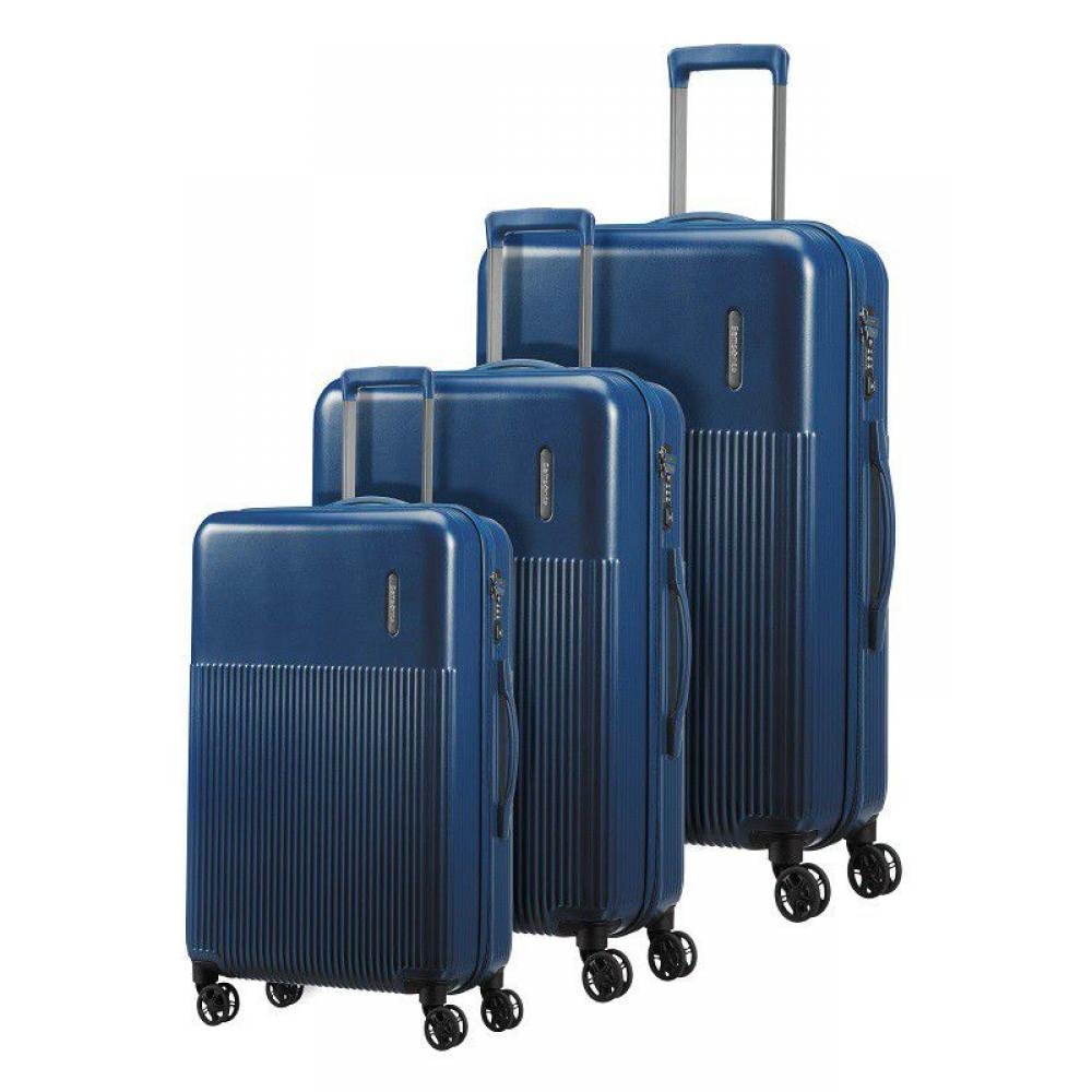 Samsonite Rectrix intero set colore blu 100