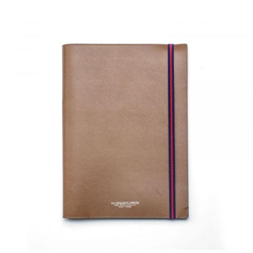 Portablocco Spalding&Bros Marrone 173221P252