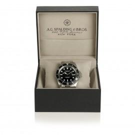 Orologio Spalding&Bros Diver Nero 174431U900