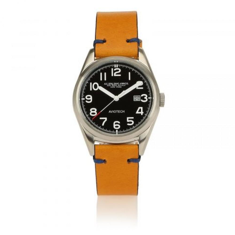 Spalding&Bros orologio NEW AVIOTECH OROLOGIO SOLO TEMPO 174451U404